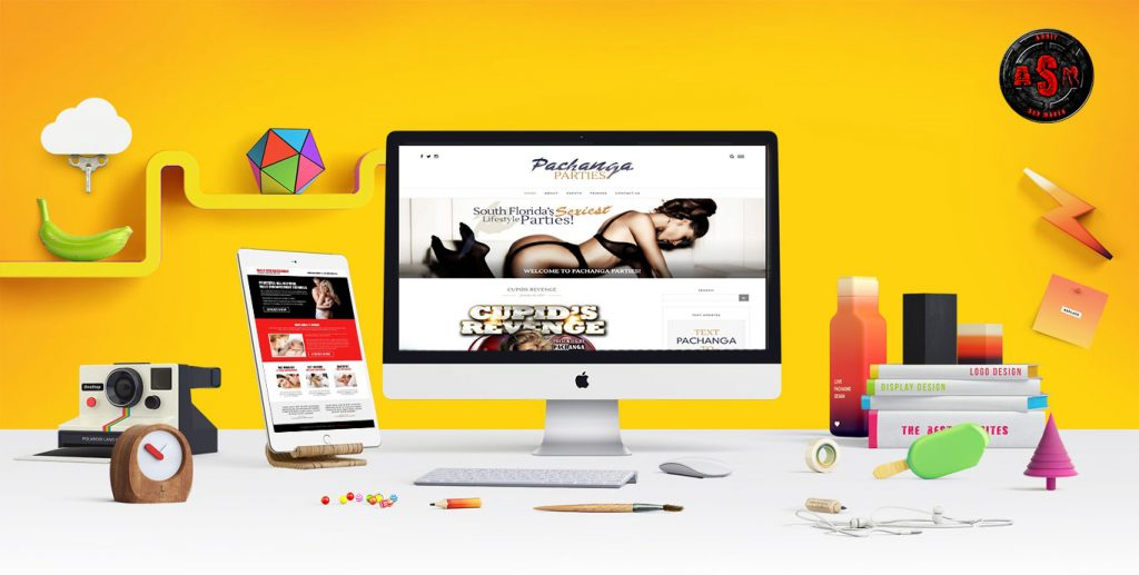 adult website designing