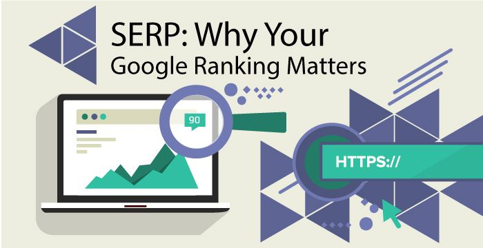 SERP Why Google Ranking Matters