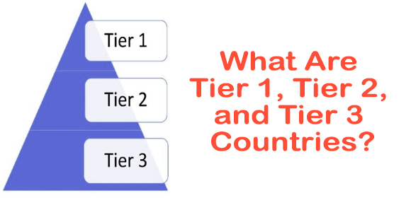 affiliate marketing tier countries