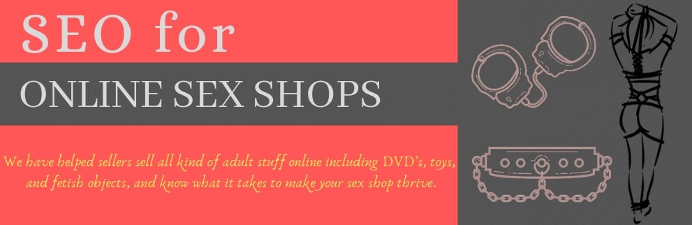 SEO services for online sex shops