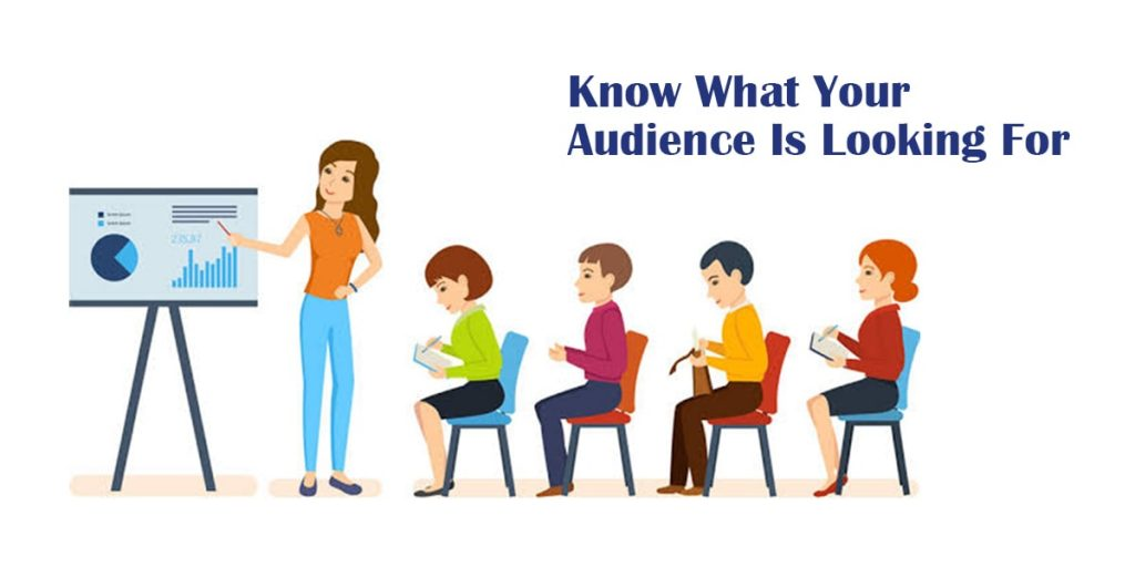 SEO Content Tricks - Know you audience