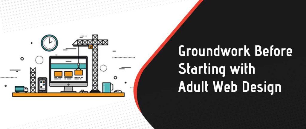 Adult Web Design Grounwork