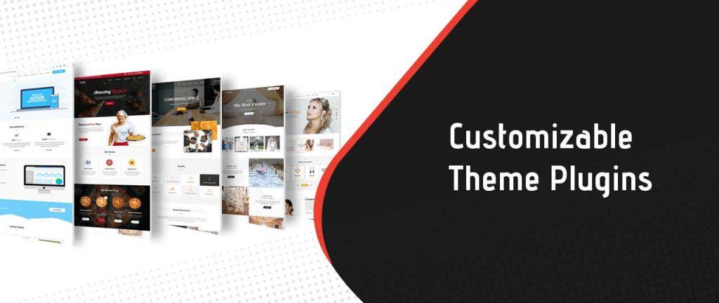 Adult Websites Customizable Themes
