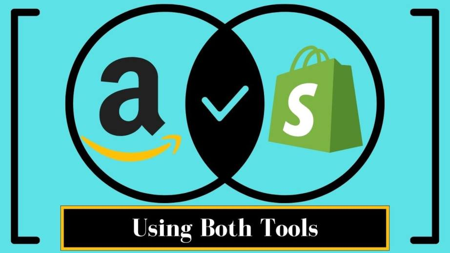 Using amazon and shopify together