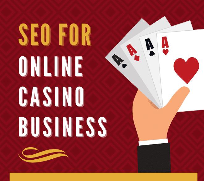 SEO for casino business