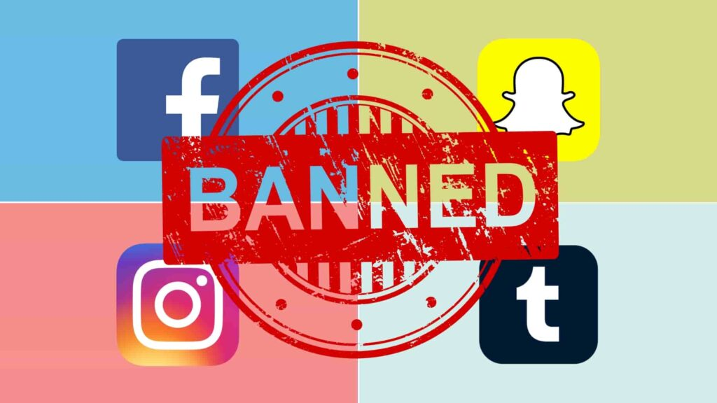 Why is social media banning sexual content?
