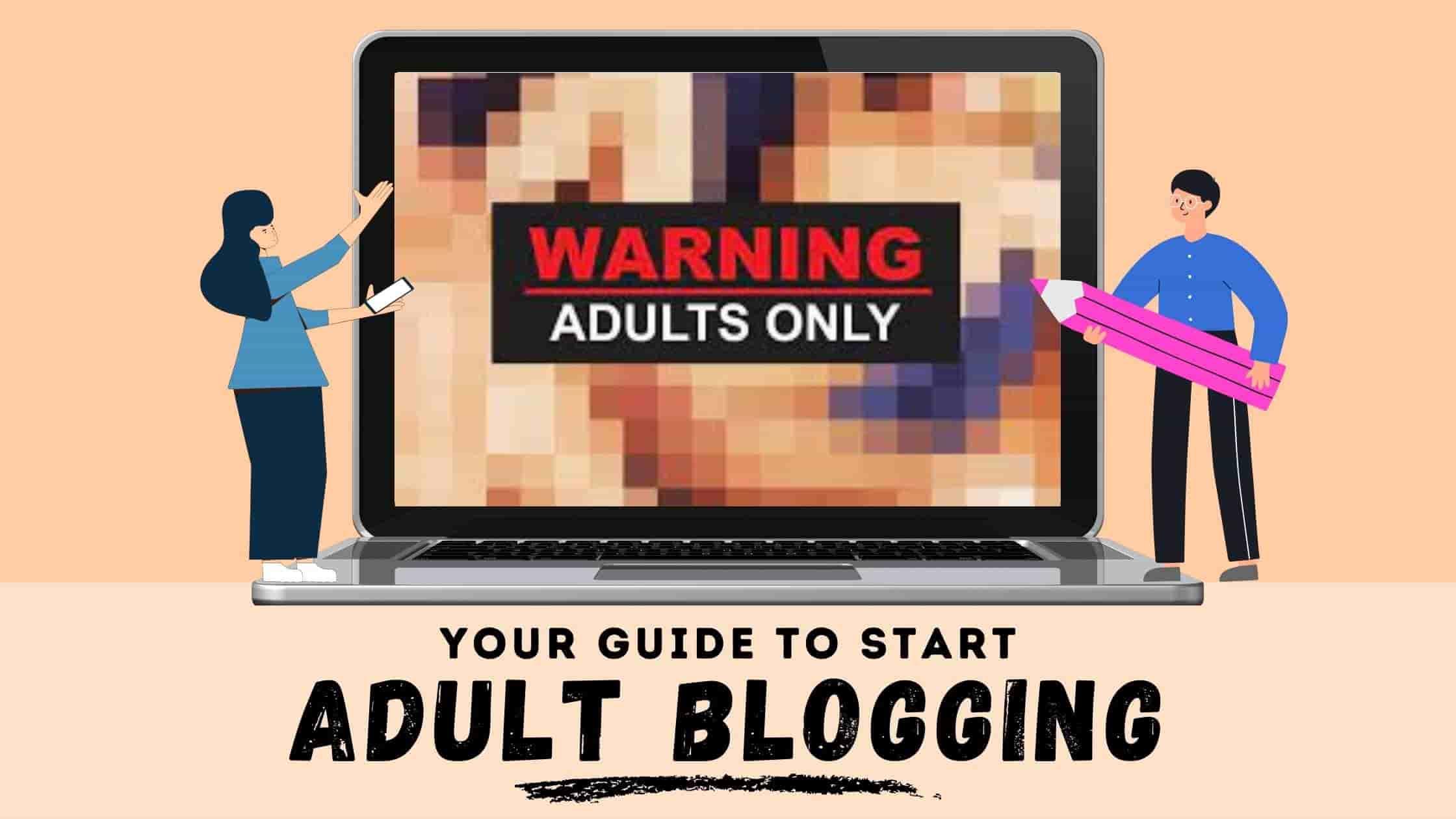 Starting an adult blog